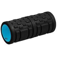 fcf75cf656035 Ролик массажный 33*14см 6500LW, черный/голубой Lite Weights -  Интернет-магазин