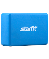 e7b32c443a6d8 Блок для йоги FA-101 EVA синий STARFIT - Интернет-магазин товаров для спорта