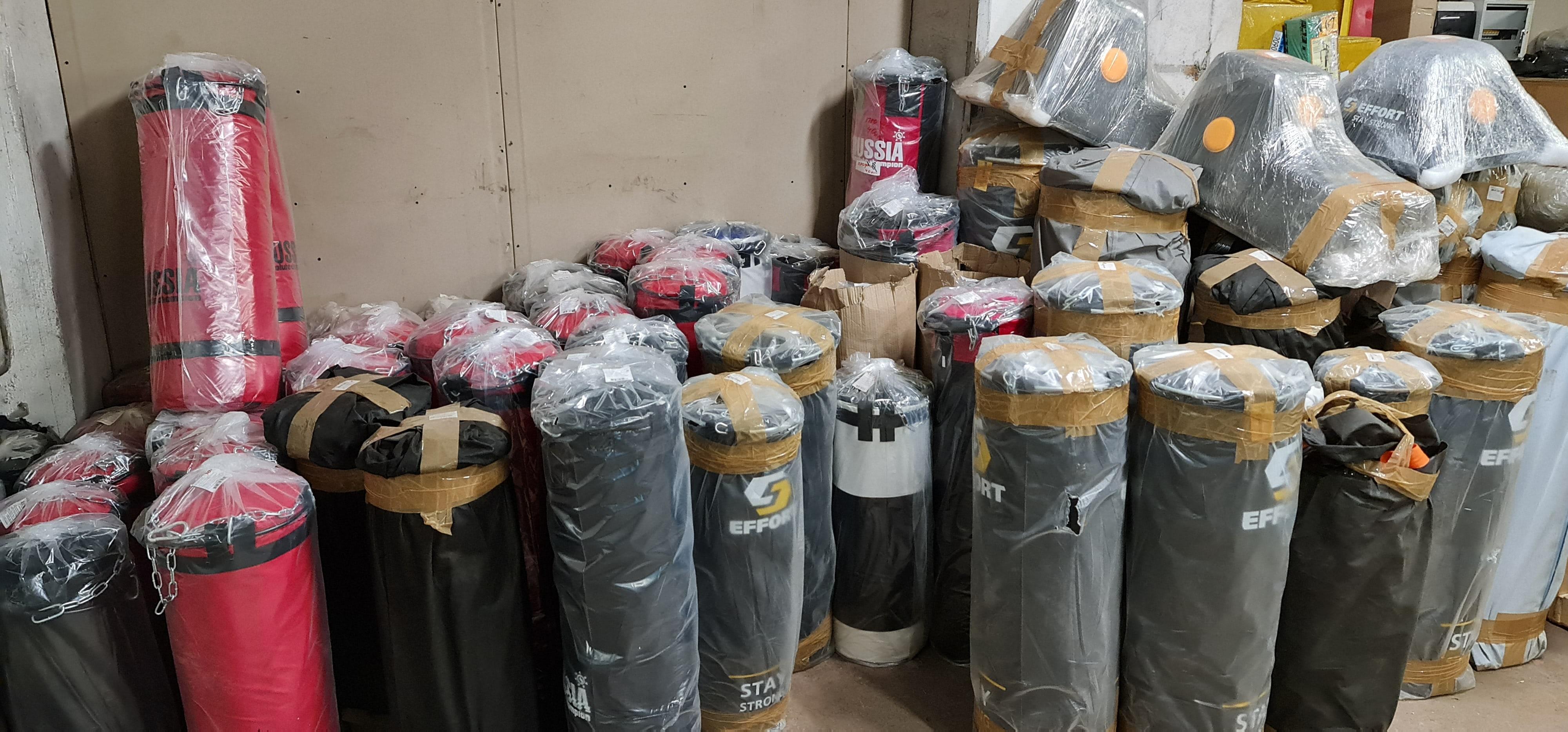 Продукция на складе Спорт96